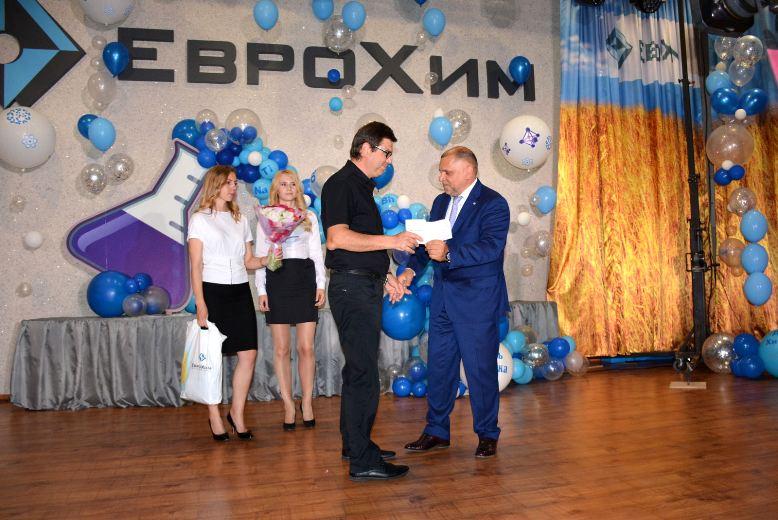 Сотрудники «ЕвроХим-БМУ» отпраздновали День химика