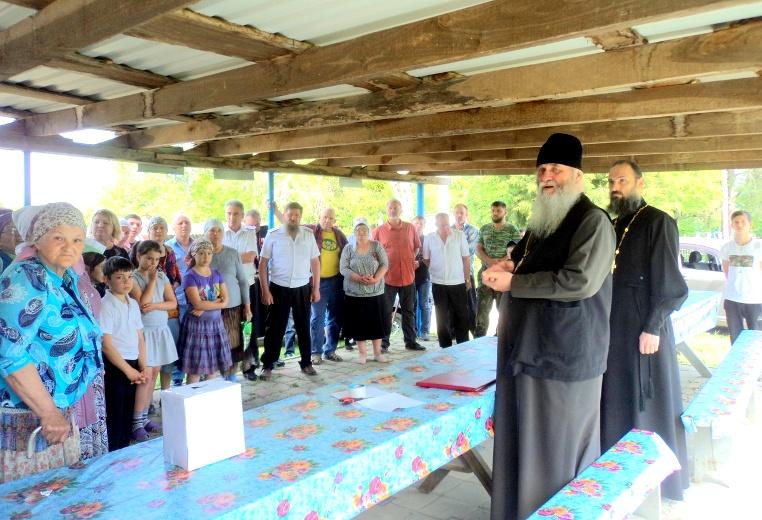 Будет храм в хуторе Кубанском
