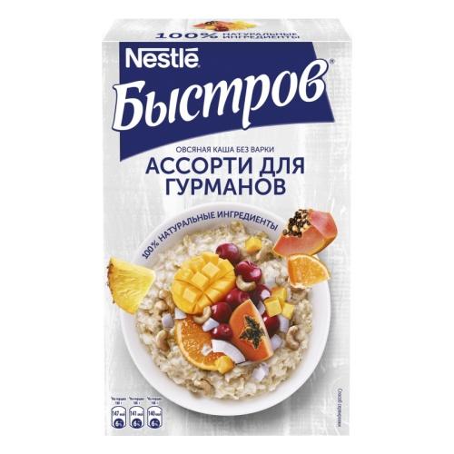 Nestle выпускала кашу с ГМО