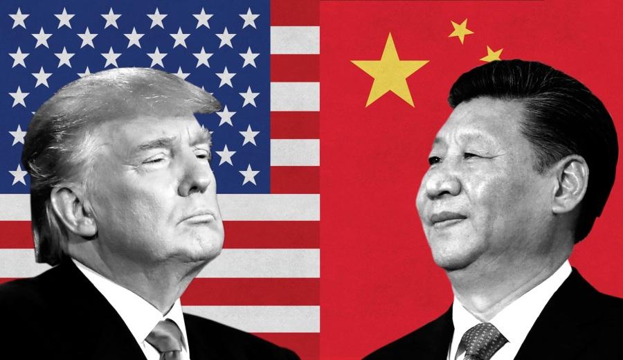 Американо-китайская  торговая война разгорается