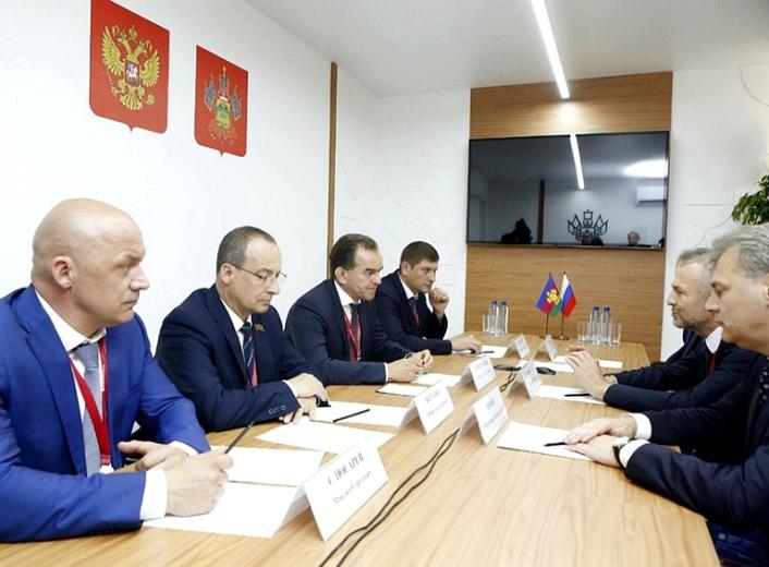Компания ЕвроХим намерена удвоить мощности по производству минеральных удобрений в Белореченске