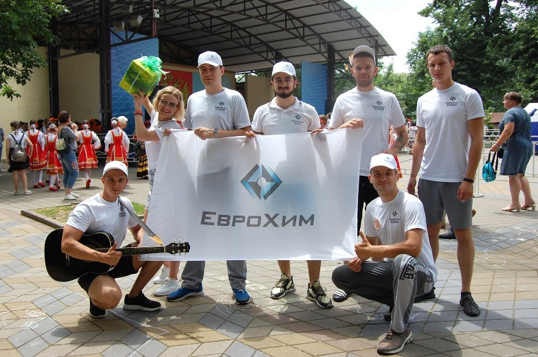Сборная ЕвроХим-БМУ победила в «Больших гонках»