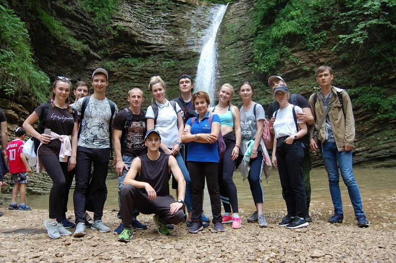 Экскурсия к водопадам Руфабго