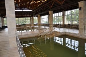 Открылся бальнеологический комплекс в хуторе Кубанском ООО Термы