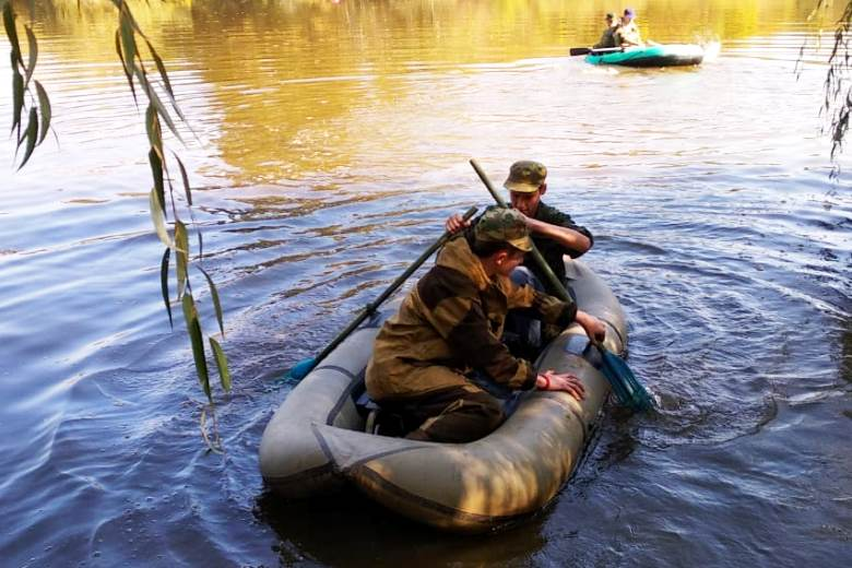 Белореченские поисковики приняли участие в слёте поисковых отрядов Кубани