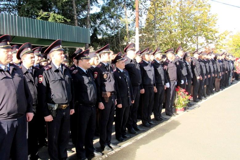 День памяти погибших при исполнении служебных обязанностей сотрудников органов внутренних дел