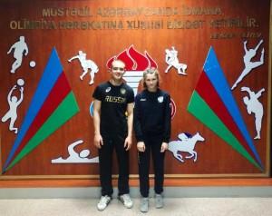 Александра Черкашина тренер Геннадий Буторин