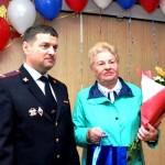начальник Отдела МВД России по Белореченскому району Александр Кучеров