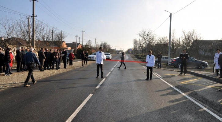 Три километра улицы Полевой заасфальтировали в Белореченске