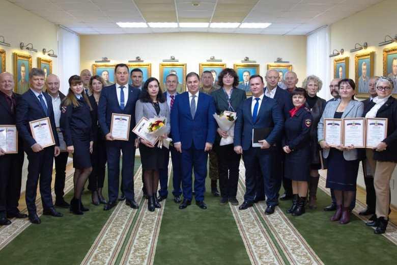 Лучший Общественный совет при ОМВД — в Белореченске