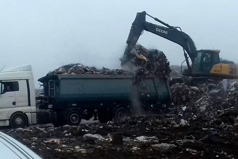 Оператор мусорного полигона решил преследовать активистов в суде
