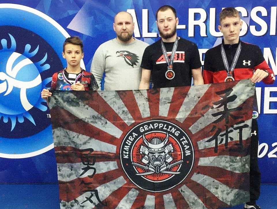 Грэпплинг: белореченцы выступили на всероссийском турнире в Нальчике