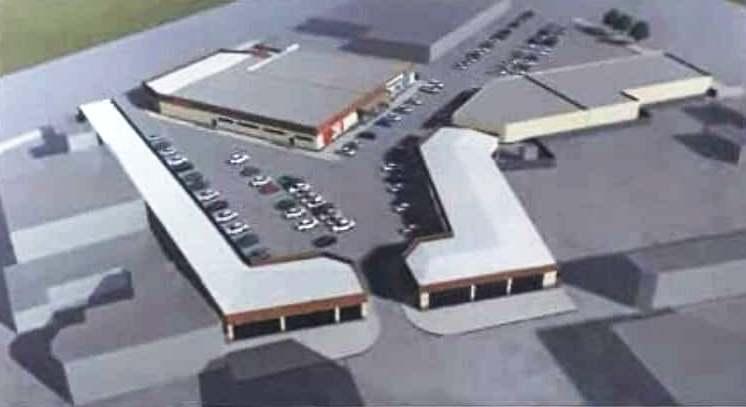 Нехватка торговых площадей в центре города будет ликвидирована