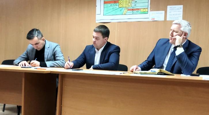 Рабочая группа экологов-общественников  встретилась с ответственными за Белореченский мусорный полигон