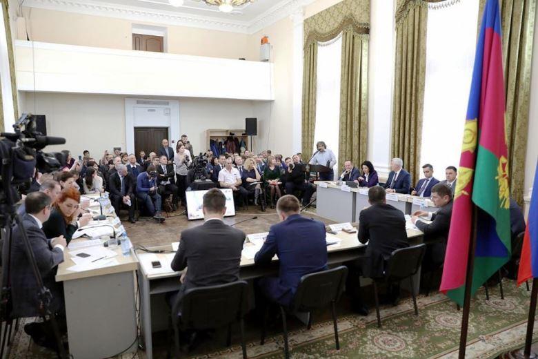 Губернатор взял вопрос с Белореченской свалкой под личный контроль