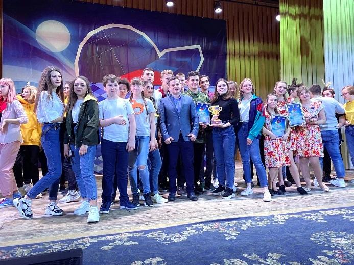 Фестиваль Белореченской школьной лиги КВН