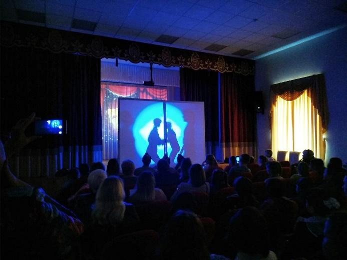 Ежегодный конкурс театральных мини-постановок «Волшебный мир театра»