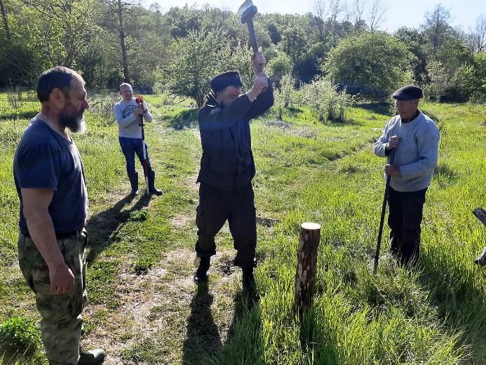 В Белореченском районе построят храм