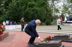 День Победы в Белореченске