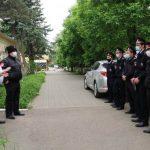 Белореченск казачьи патрули