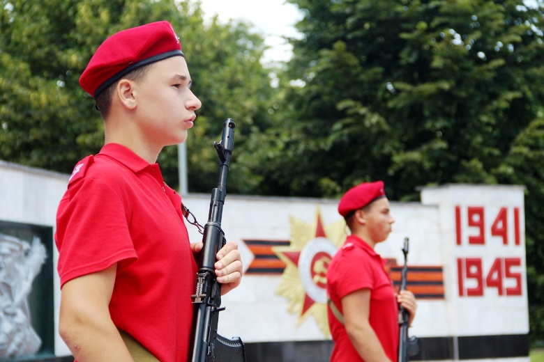 Белореченск: День памяти и скорби