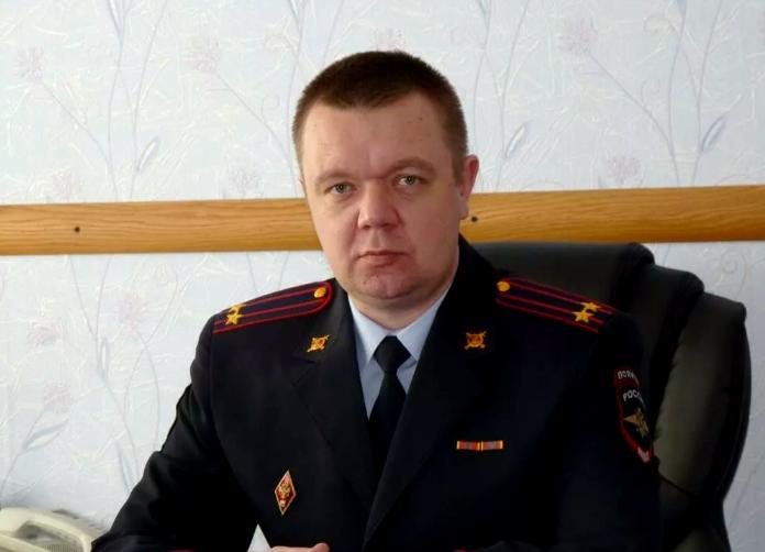 Начальника райотдела полиции в Курской области задержали по подозрению в госизмене