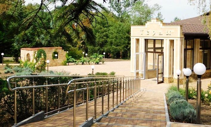Белореченский бальнеологический курорт «Термы» отмечает увеличение потока гостей