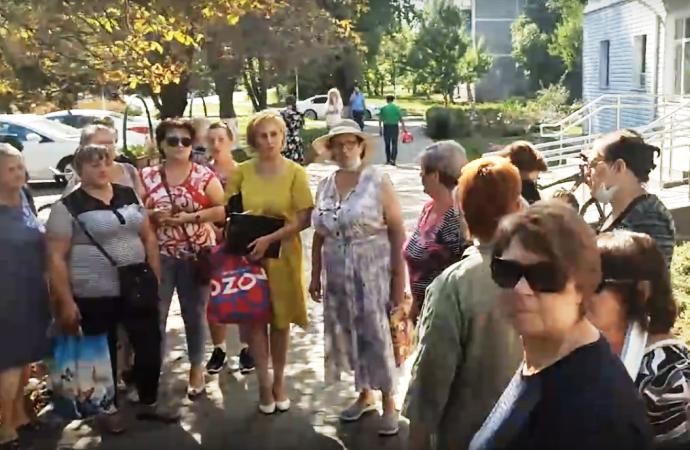 О бездействии властей по вопросам полигона ТКО жители Белореченска попытались сообщить новому прокурору