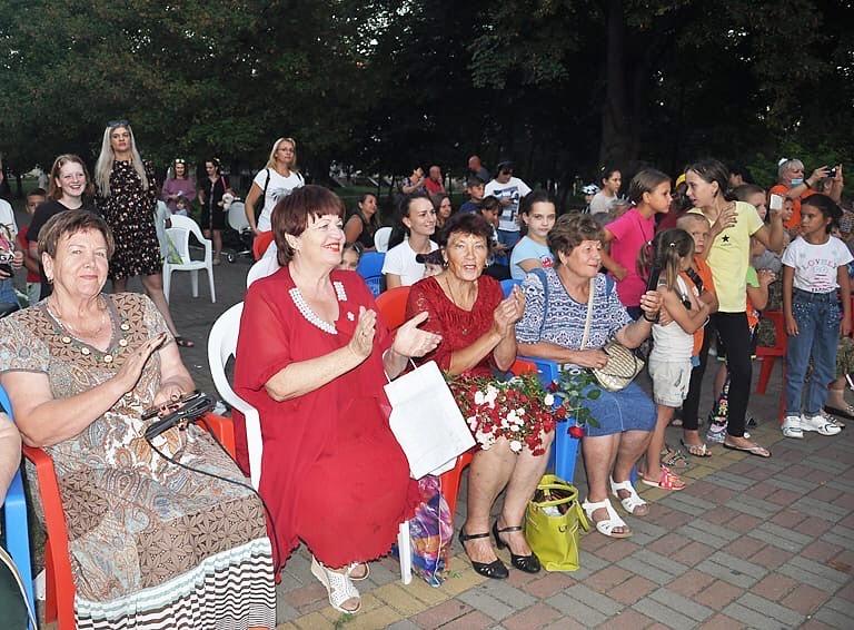 В железнодорожном парке Белореченска отметили «День любимой улицы»