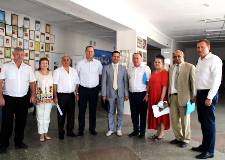 Национально-культурные объединения Белореченского района собрались в центре