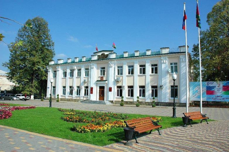 Пресс-конференция главы Белореченского района
