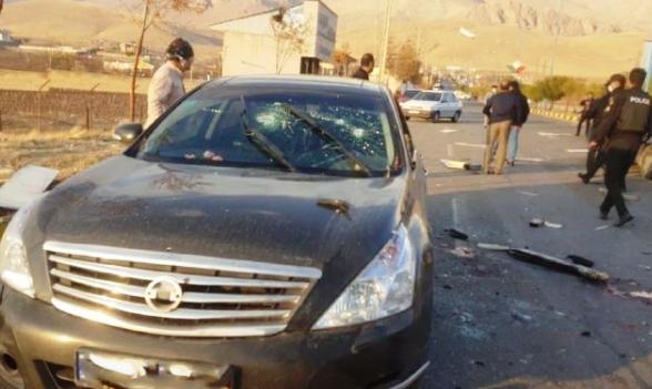 Террористы убили одного из ведущих иранских физиков-ядерщиков