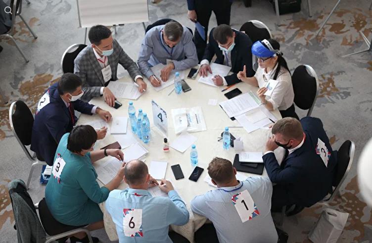 На Кубани прошел полуфинал кадрового проекта «Лидеры Кубани – движение вверх!»