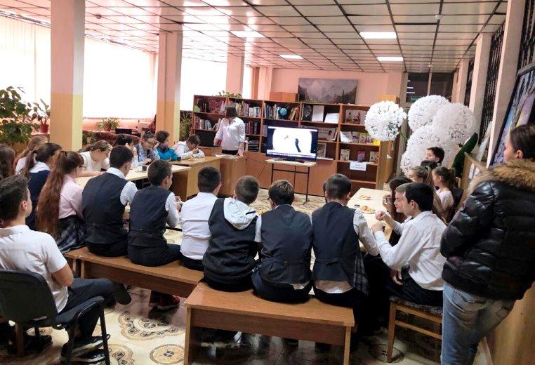 День неизвестного солдата: в белореченской гимназии проведены уроки мужества