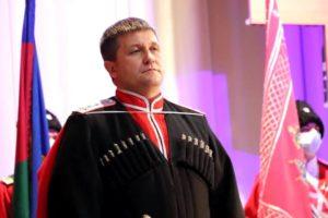 новым атаманом Кубанского казачьего войска избран Александр Иванович Власов