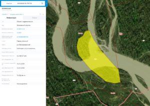 Два участка, незаконно сформированные в Белореченском заказнике на реке Белой, будут сняты с кадастрового учёта