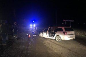 Белореченск погиб водитель ДТП