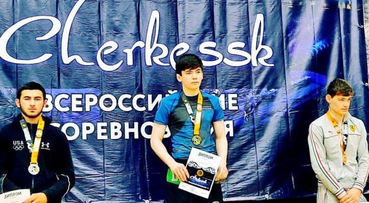 Белореченцы взяли  золото и серебро Всероссийских соревнований по грэпплингу