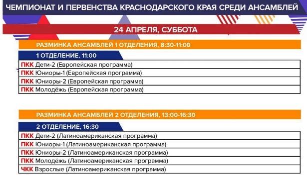 """Спортивные танцы: чемпионат края @ СК """"Химик"""""""