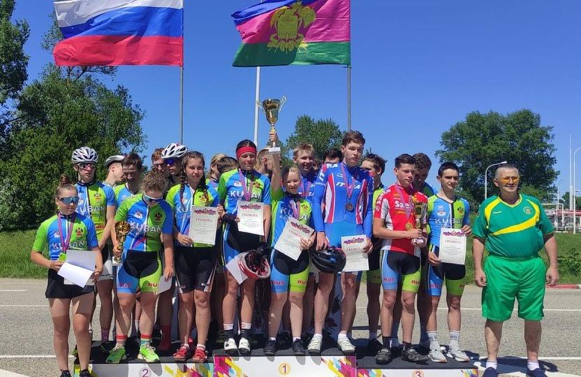 В Белореченском районе прошла V летняя Спартакиада молодежи Кубани