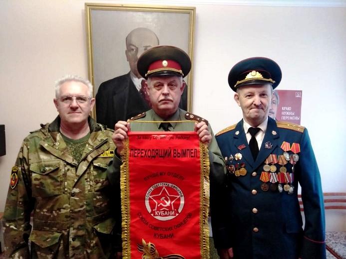 Белореченские офицеры – лучшие в крае!