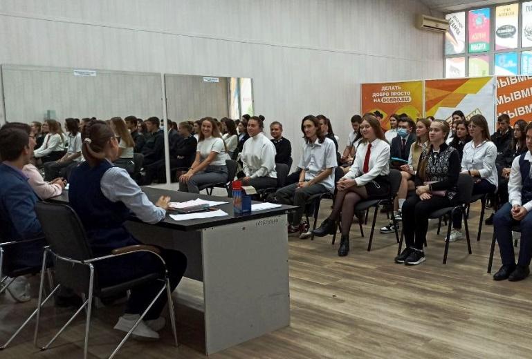 В белореченских школах выберут Президентов