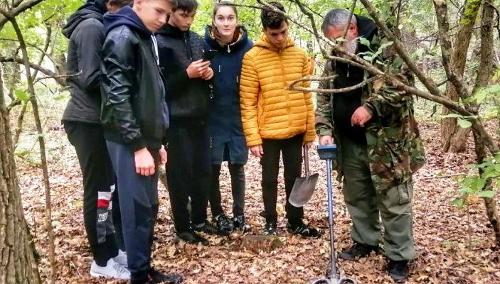 Военно - патриотический спортивный клуб «Осовец» открыт на базе Родниковской школы