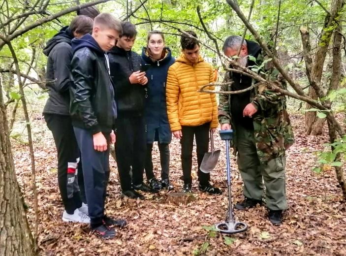 Военно — патриотический спортивный клуб «Осовец» открыт на базе Родниковской школы