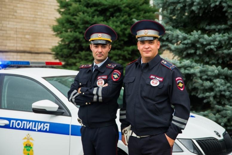 В Белореченске госавтоинспекторы помогли отыскать заблудившегося в лесу мужчину