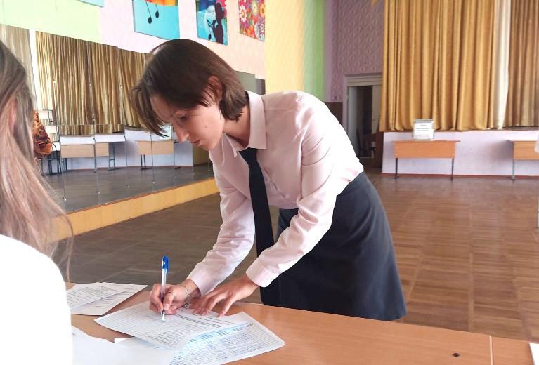 В белореченской гимназии выбрали Президента