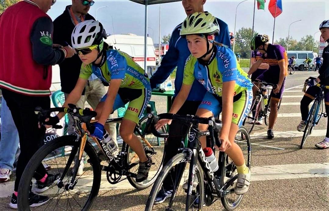 В Белореченском районе стартовал заключительный тур Лично-командного чемпионата и первенства Краснодарского края по велосипедному спорту